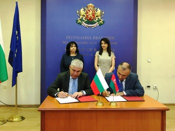 Bulgaria and Azerbaijan to deepen cooperation in the field of energy