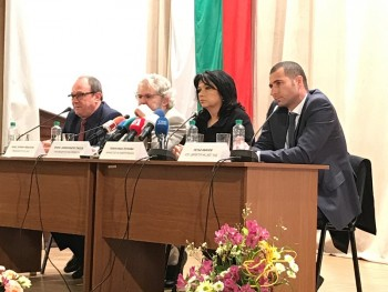 Petkova: The report of the Bulgarian Academy of Sciences will serve as the basis for the realization of the assets related to Belene Nuclear Power Plant