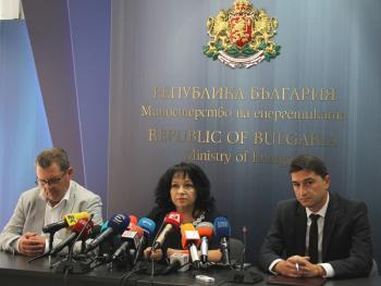 Minister Petkova: The submitted applications for participation in Belene Nuclear Power Plant prove the real interest in the project